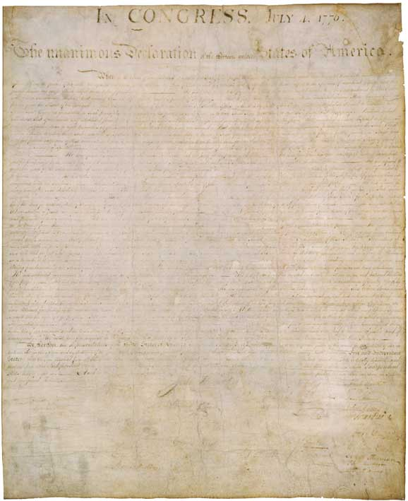 what the declaration of independence in the united states declared A comprehensive collection of resources about the declaration of independence, including biographies of all the signers, comparisons of different drafts of the.